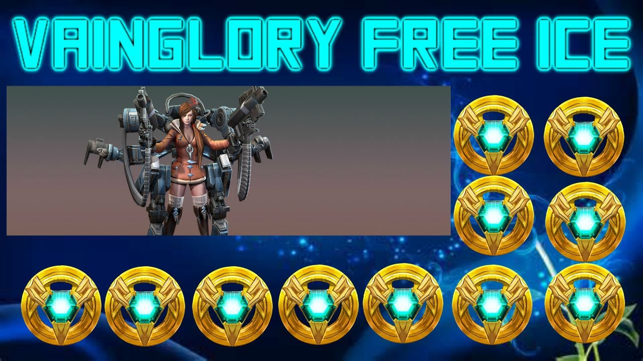 Vainglory Unlimited Ice Bug Tutorial Updated Working