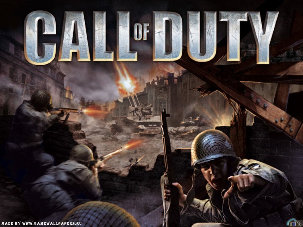 Download Call of Duty 1 Full PC