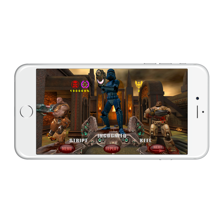 Quake For iOS (Free iPhone and iPad Game) Download