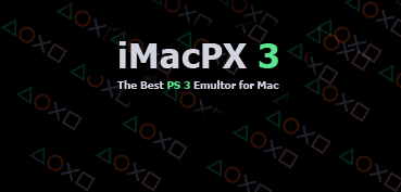 PS 3 (Playstation 3) Emulator for Mac (iMacPX 3) Download