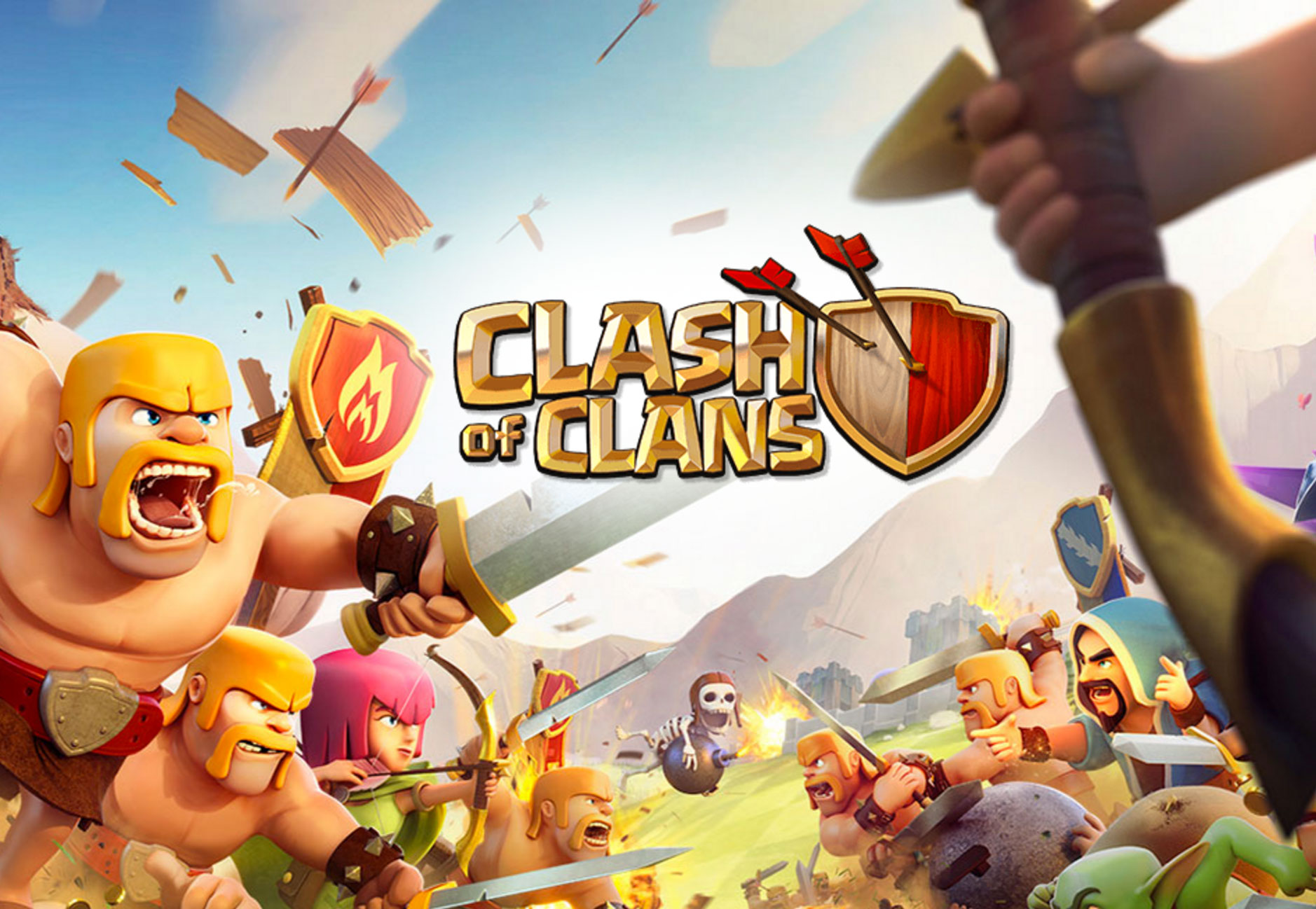 Clash of Clans Cheat Codes for Gems Android Download